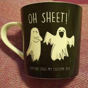 Ciroa porcelain Halloween mug